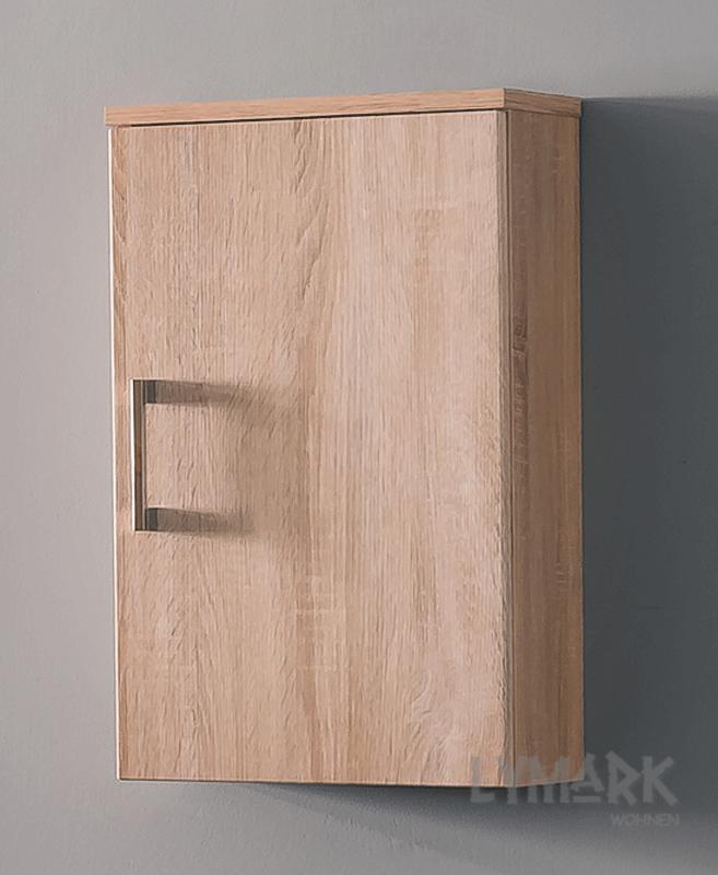 h ngeschrank roma hochglanz sonoma eiche 79 00. Black Bedroom Furniture Sets. Home Design Ideas